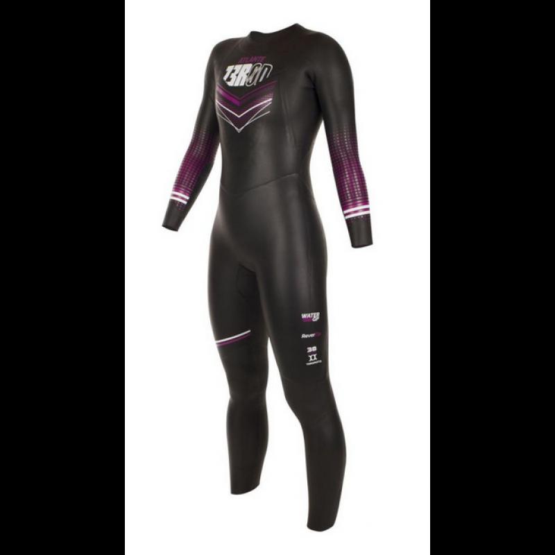 Combinaison de triathlon Zerod Atlante Femme