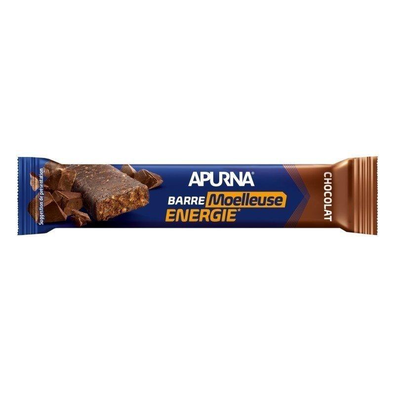 Apurna Barre Énergie Chocolas