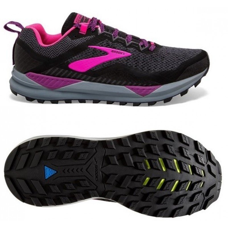 W Brooks Cascadia 14