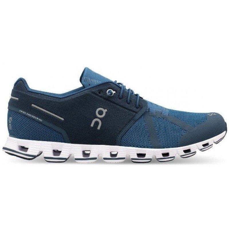 chaussure de running on running cloud 19.99989 bleue