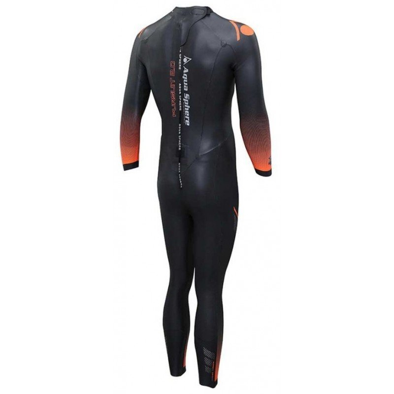 Combinaison de triathlon Aquasphere Pursuit 2.0 homme