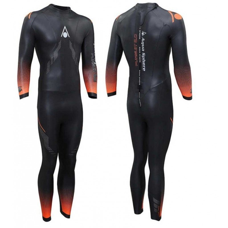 Combinaison de Triathlon Aquashere Pursuit 2.0 Homme