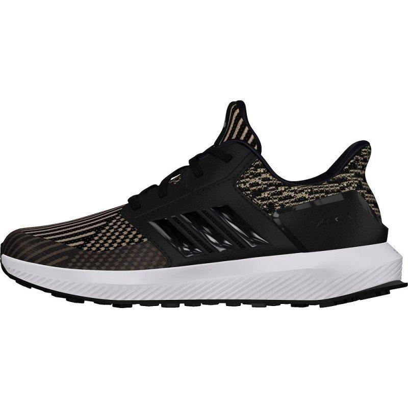 chaussures de running junior adidas rapidarun knit cq0158