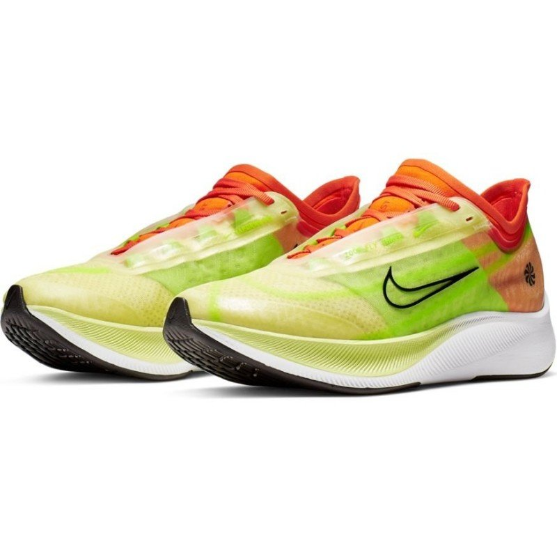 chaussure de running pour femmes nike zoom fly 3 rise cq4483 300