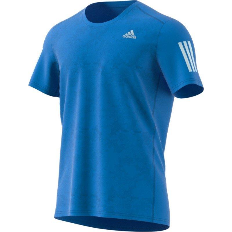 tee shirt de running pour hommes adidas response tee cy5749