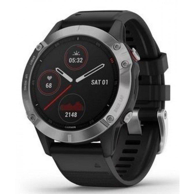 montre cardiofrequencemetre de running gps garmin fenix 6 010-02158-00