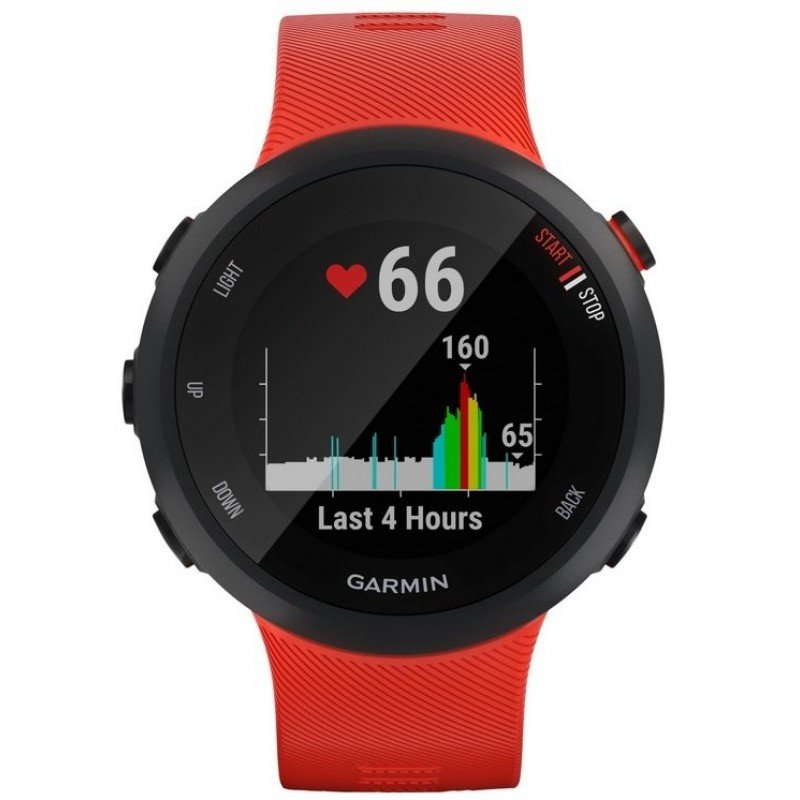 GARMIN FORERUNNER 45 Red 42 mms