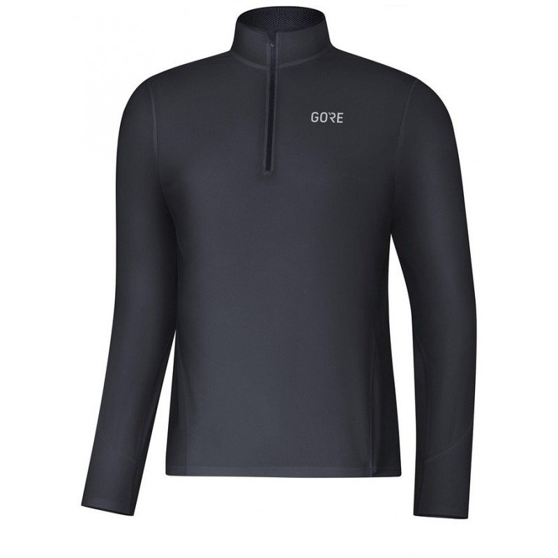 Gore R3 Long Sleeve Zip Shirt