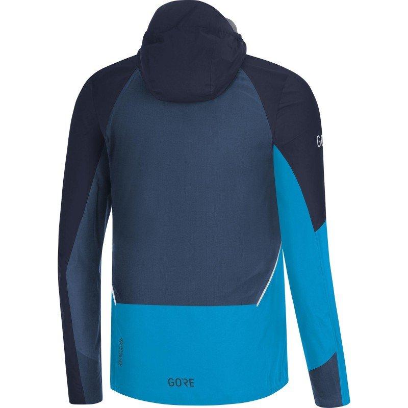 100459-0NAU Gore veste R7 Partial Gore-Tex Infinium™ Veste à capuche