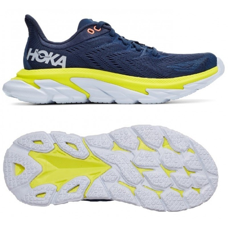 w hoka one one clifton edge 1110511-MOEP