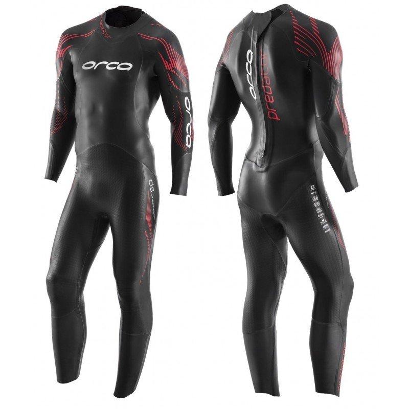 JVNFTT01-combinaison de triathlon orca predator