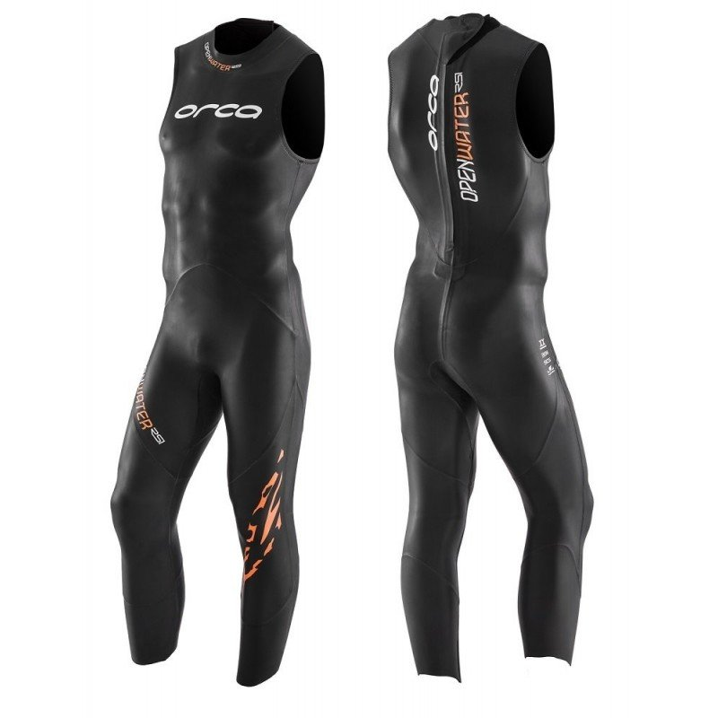 Orca M RS1 Open Water Sans Manches Homme 2019