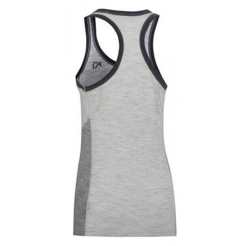 débardeur de running pour femmes karitraa singlet tikse 621636grey
