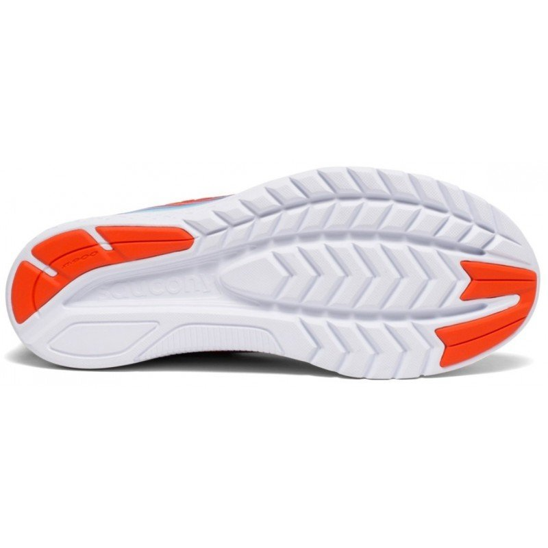 chaussures de running pour hommes saucony kinvara s20467-3 orange