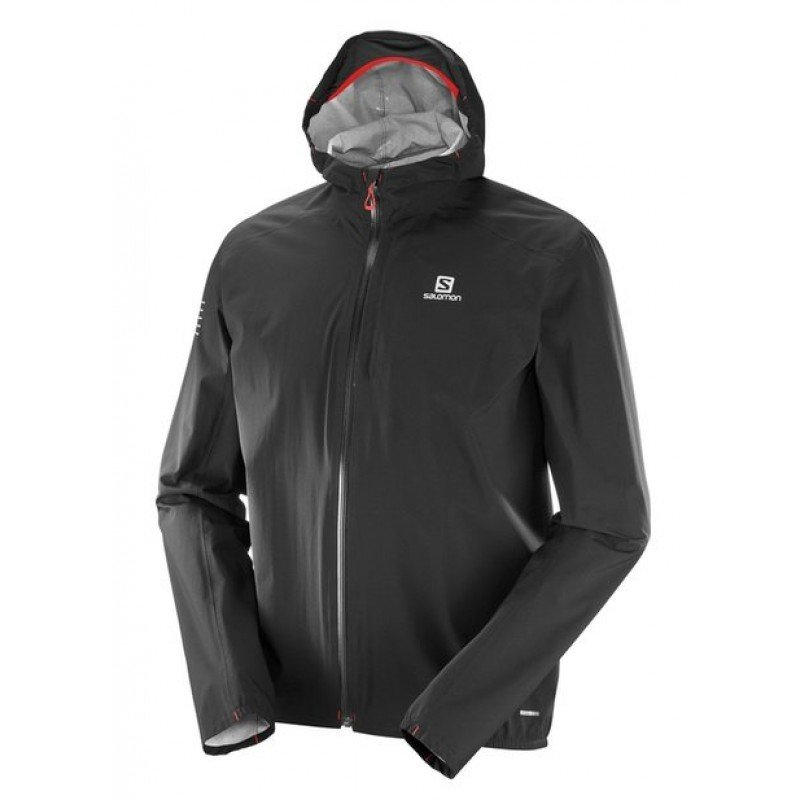 SALOMON BONATTI WP JKT M Black L39268400