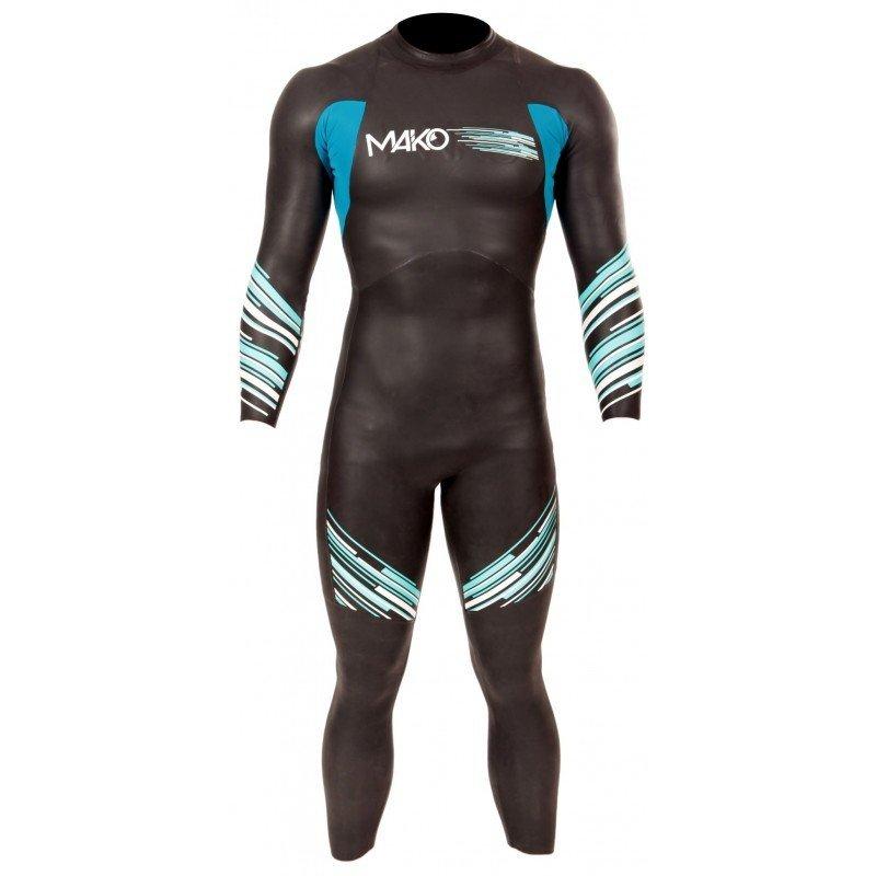 combinaison de triathlon mako genesis 2.0