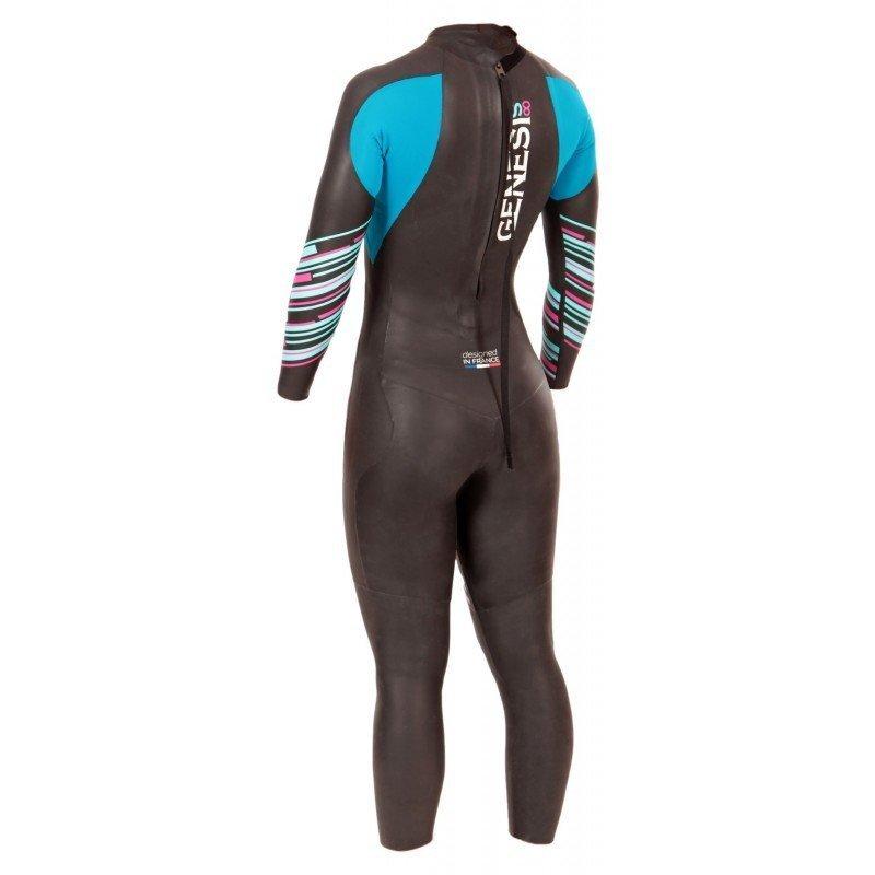 combinaison de triathlon pour femme Mako genesis 2.0