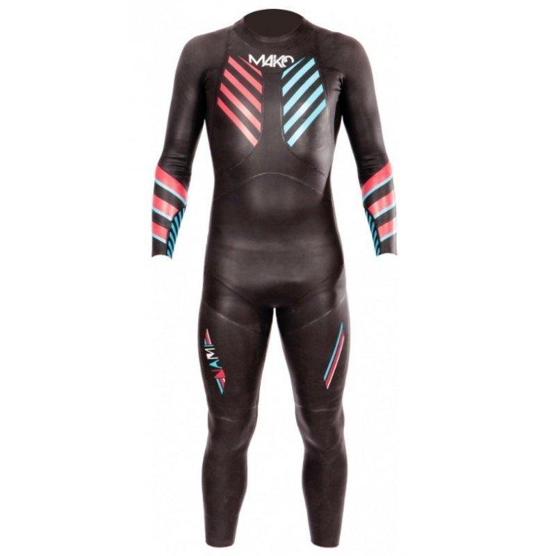 combinaison de triathlon mako nami 2.0