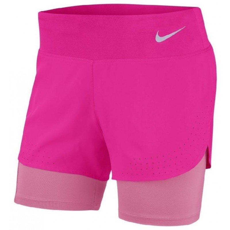 W Nike Short Eclipse 2in1