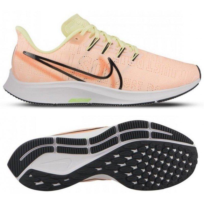 chaussure de running pour femmes nike air zoom pegasus 36 rise av6259 800