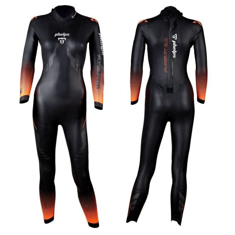 Combinaison de triathlon Michael Phelps Pursuit  2.0 Femme