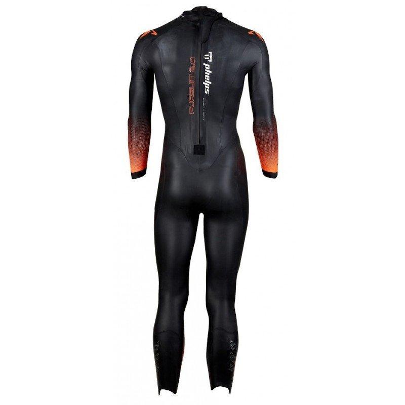 Combinaison de Triathlon Michael Phelps Pursuit 2.0 homme