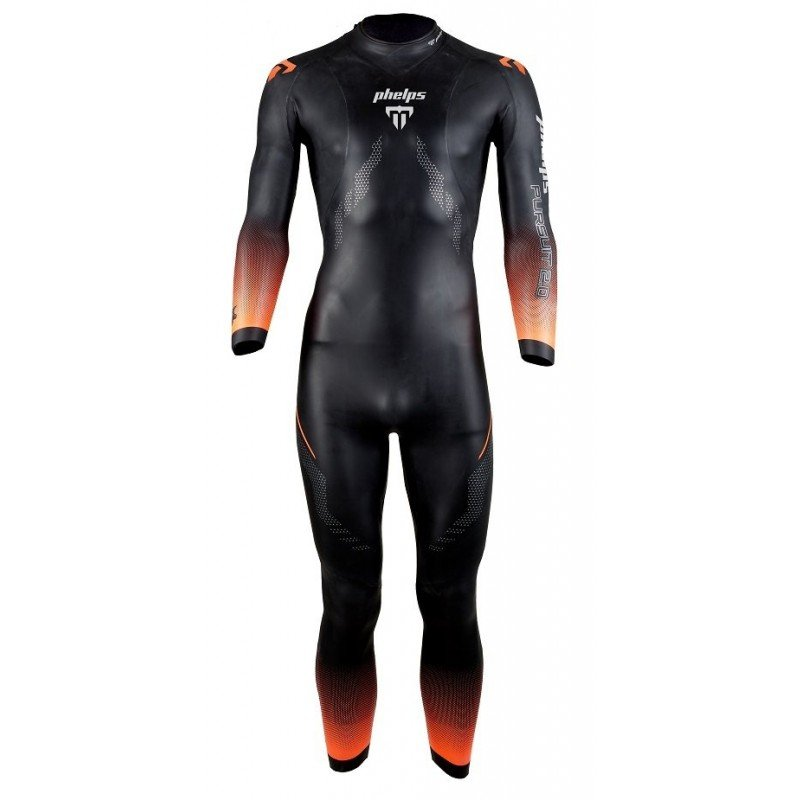 Combinaison de Triathlon Michael Phelps Pursuit 2.0 homme