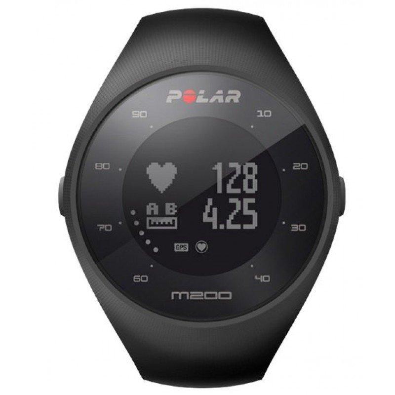 montre cardiofrequencemetre polar M200