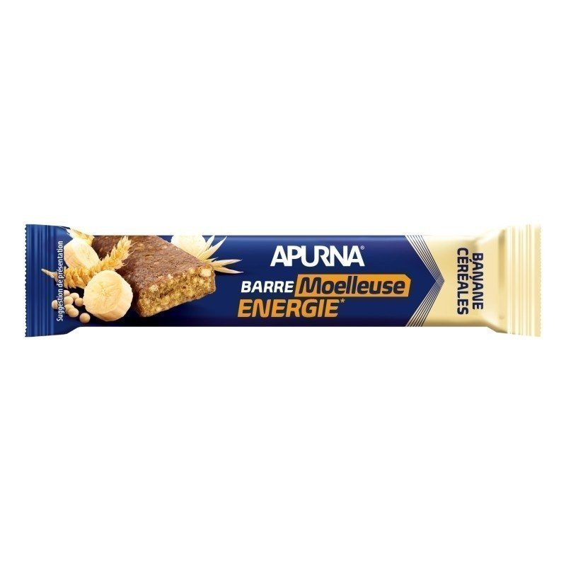 Apurna Barre Énergie Banane-Céréales