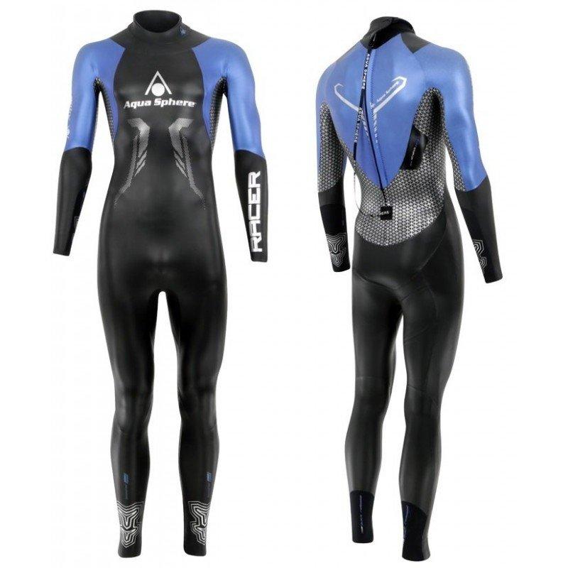 Combinaison de triathlon néoprène Aquasphère Racer Homme