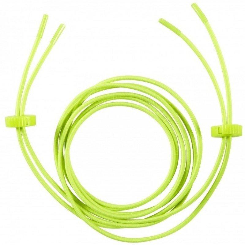 Lacets elastiques Ronhill Jaune