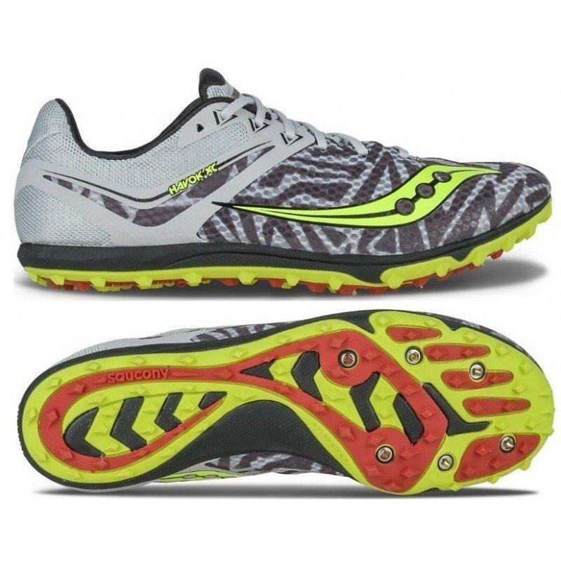 chaussures a pointes de cross Saucony HAVOK XC