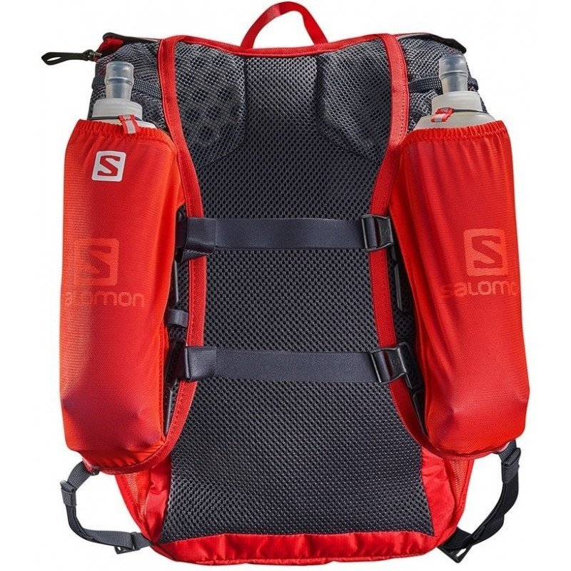 sac de trail running salomon agile 6 set 401647