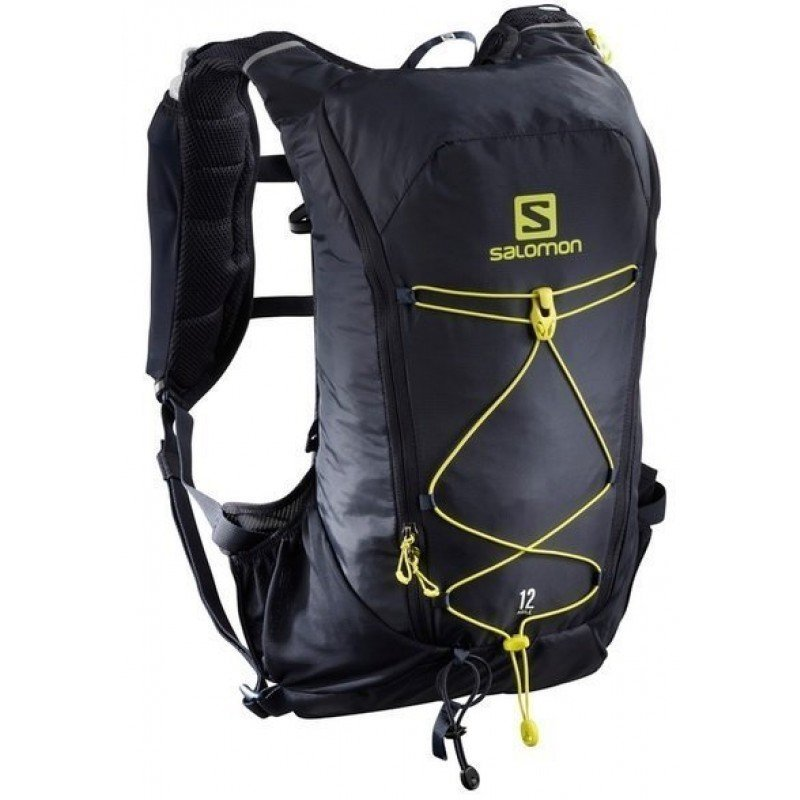 sac de trail running salomon agile 12 set 404126