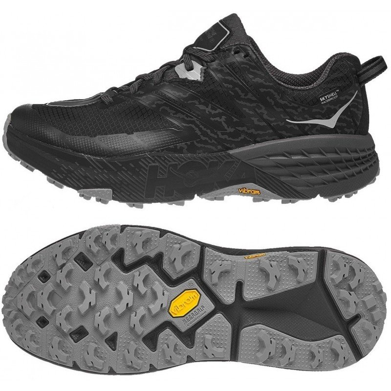 hoka one one speedgoa waterproof 1102500BDRZ