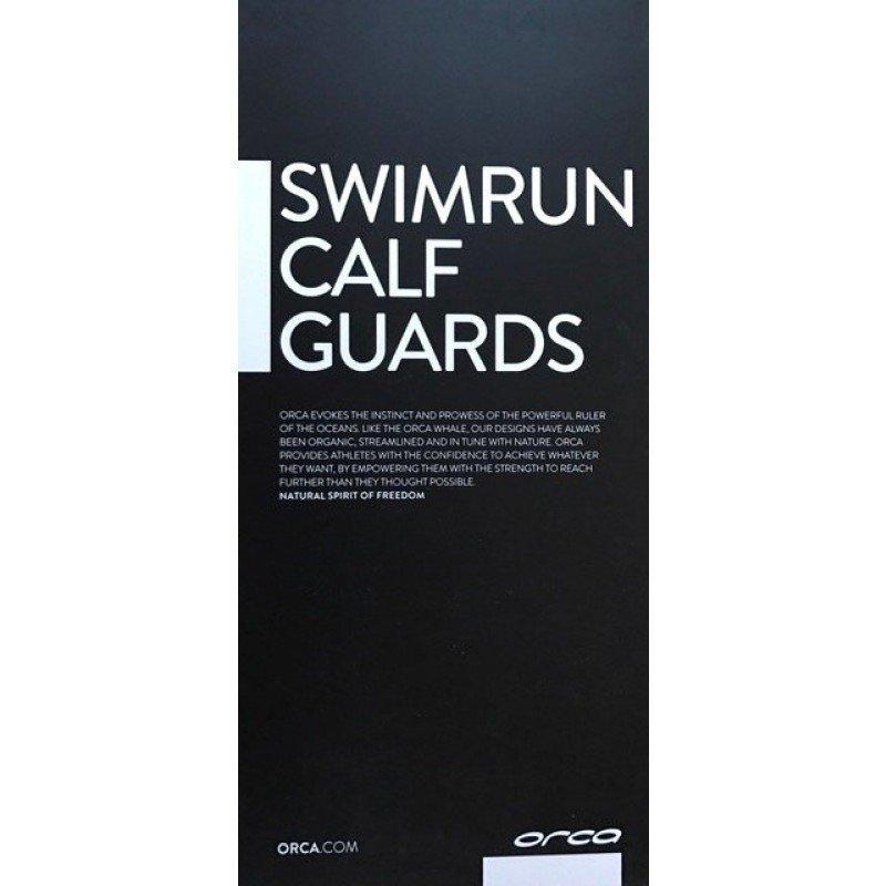 orca swim run calf guard