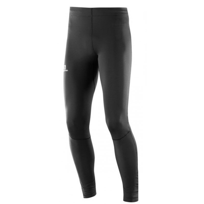 collant de running pour hommes salomon agile long tight 401174