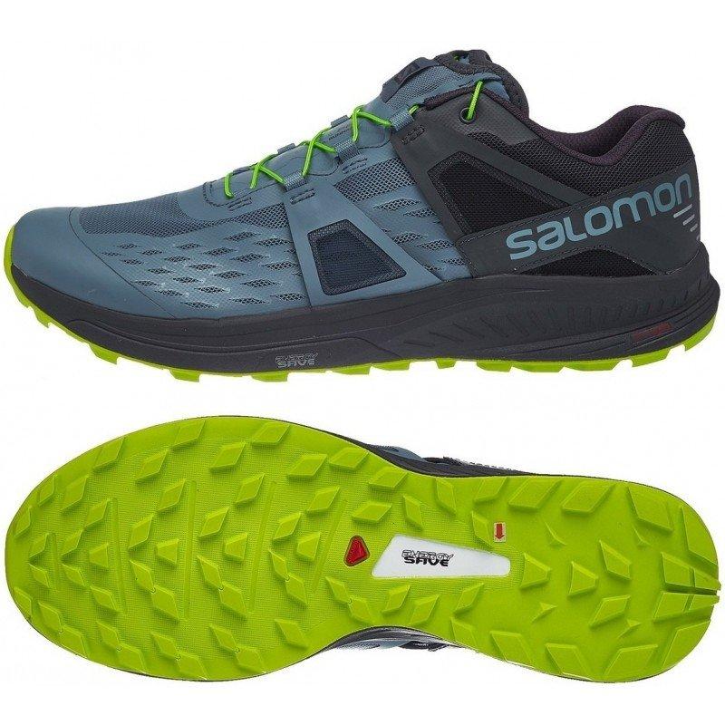 chaussures de trail running pour hommes salomon ultra pro 406767