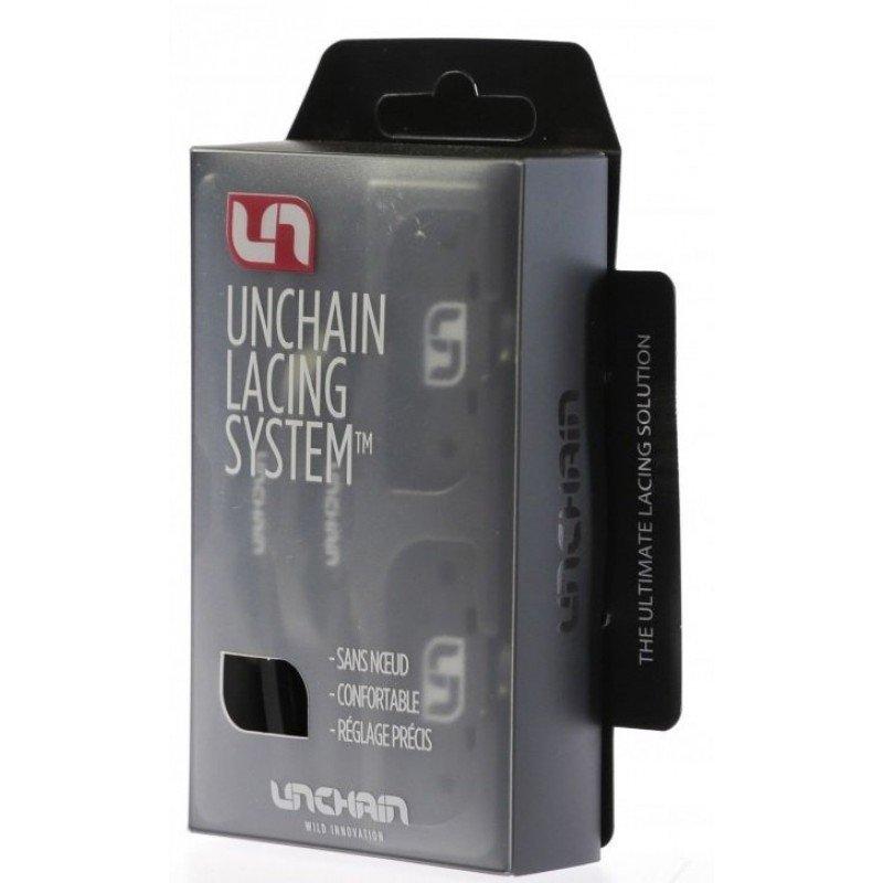 UNCHAIN LACET BLACK
