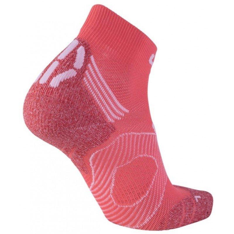 chaussettes de running uyn run super fast coral