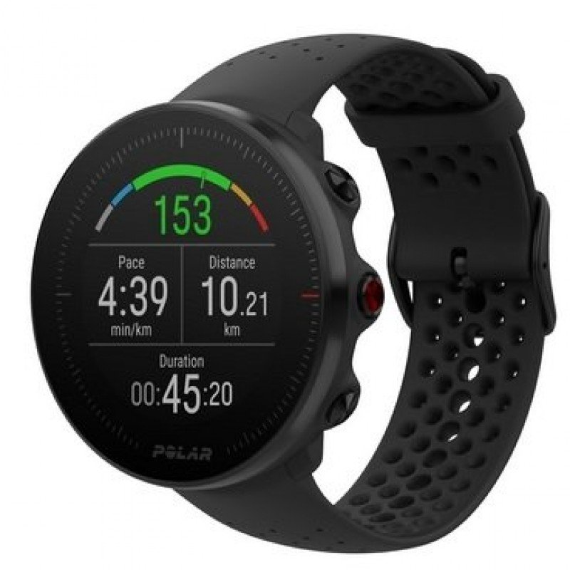 montre cardiofrequencemetre polar vantage m