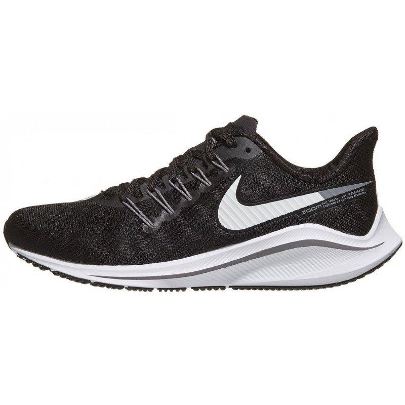 chaussure de running pour femme  nike air zoom vomero 14 ah7858-010