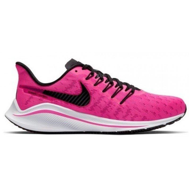 chaussure de running pour femme  nike air zoom vomero 14 ah7858-602