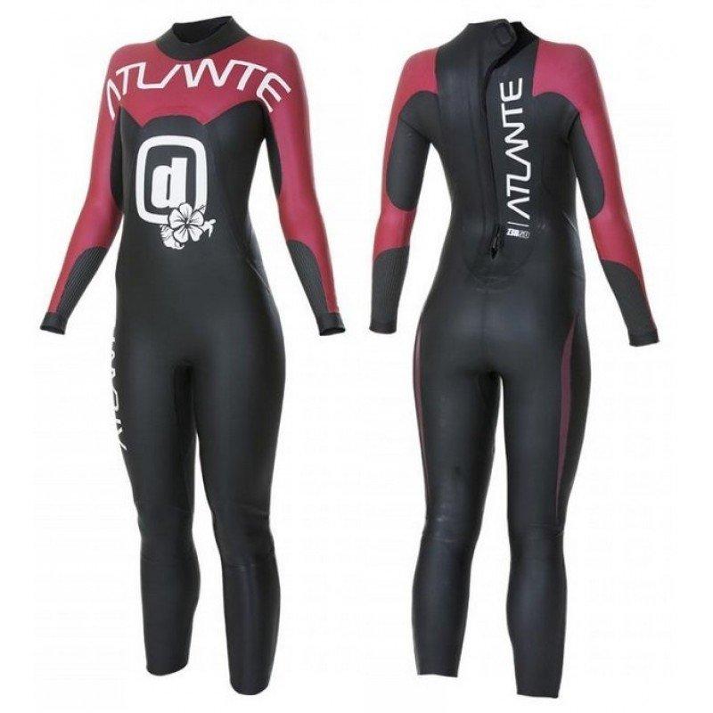 Combinaison de triathlon néoprène Zerod Atlante Femme -50%