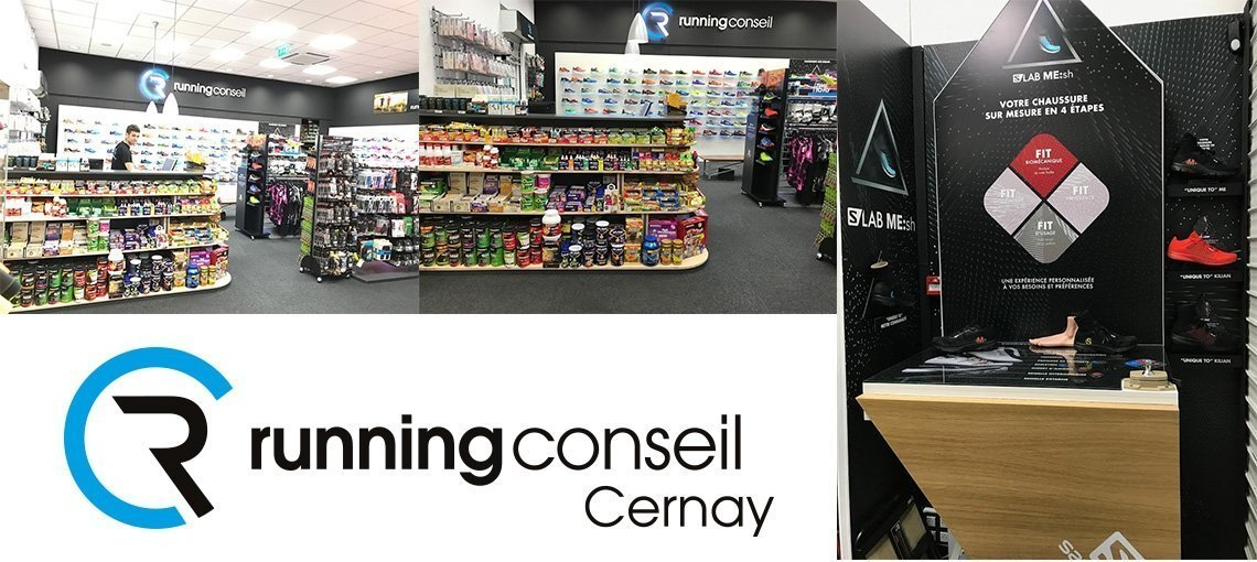 Photos magasin Top Sport Running Conseil Cernay