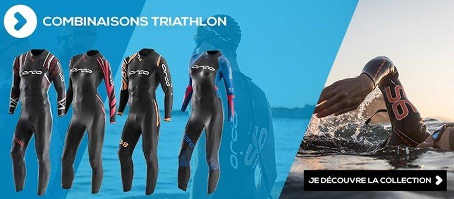 Combinaisons néoprène triathlon et Swimrun