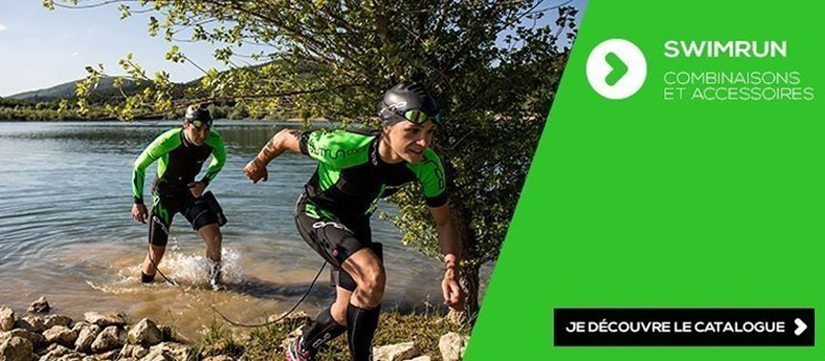 Combinaisons de SwimRun