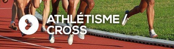 Chaussures d'athlétisme et de cross