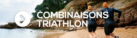 Combinaisons de triathlon
