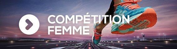 Chaussure running femmes compétition